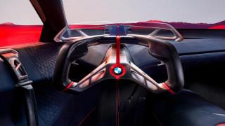 H BMW κατοχύρωσε πατέντα για τιμόνι που θα μπορεί να μεταβάλλει το σχήμα του