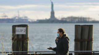 Κορωνοϊός - Νέα Υόρκη: Σε καθοδική πορεία για πρώτη φορά η καμπύλη της επιδημίας