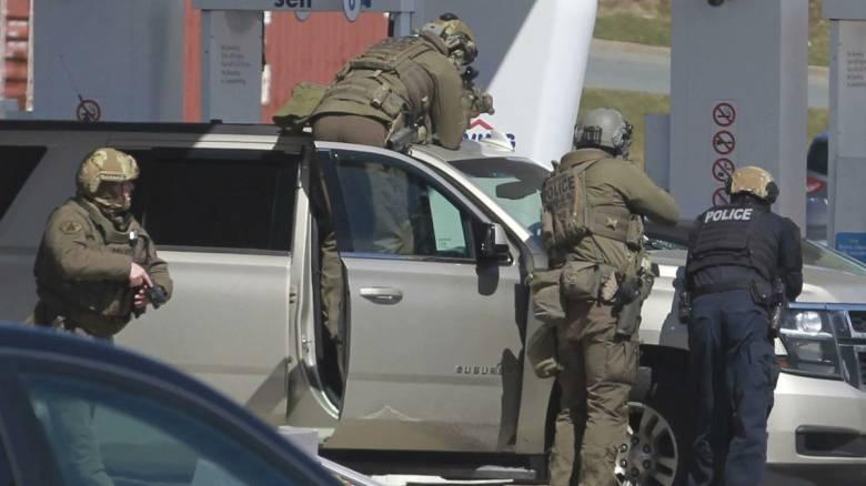 Μακελειό στον Καναδά: Τουλάχιστον 13 νεκροί από πυρά ενόπλου σε διάφορες τοποθεσίες στη Νέα Σκοτία