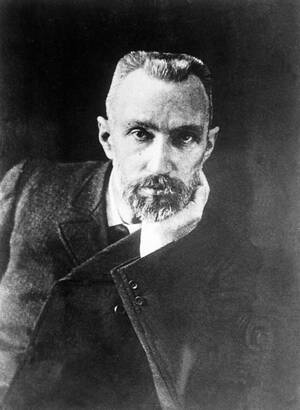 1906, Παρίσι.  Πεθαίνει ο Γάλλος φυσικός Πιέρ Κιουρί, σύζυγος της Μαρί Κιουρί. Αυτή είναι η τελευταία του φωτογραφία.