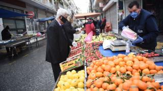 Αύξηση εξαγωγών οπωροκηπευτικών προϊόντων εν μέσω κορωνοϊού