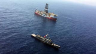 ΚΥΠΕ: Το Γιαβούζ κατευθύνεται στην κυπριακή ΑΟΖ