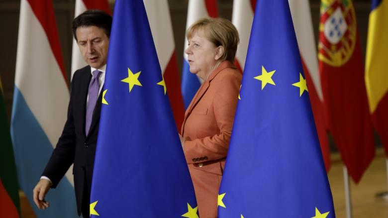 Μετά τον κορωνοϊό η Ιταλία στρέφεται στον ευρωσκεπτικισμό