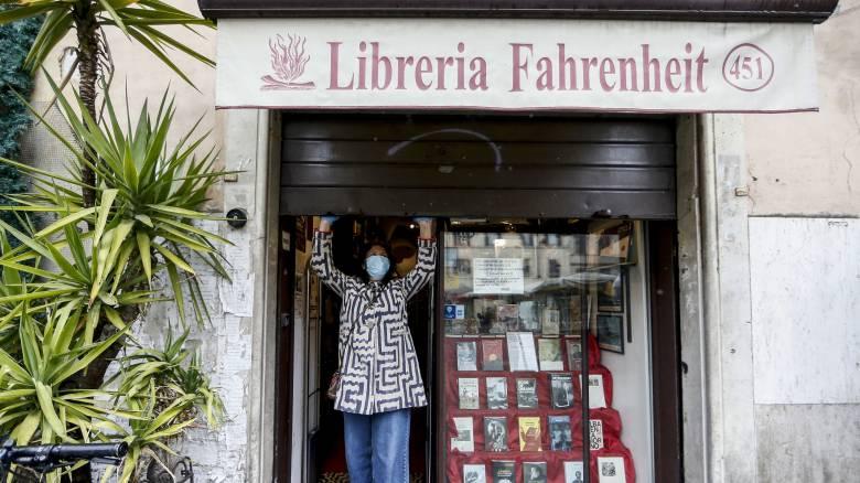 Κορωνοϊός: Άνοιξαν οι πρώτες βιομηχανίες στην Ιταλία
