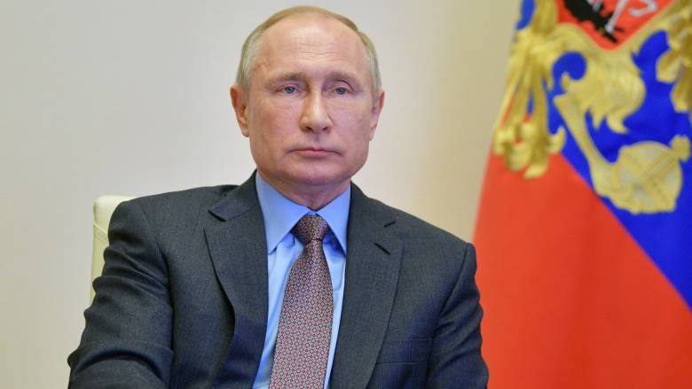Κορωνοϊός - Πούτιν: Περιορίσαμε την κρίση αλλά δεν έχουμε φτάσει στην κορύφωση