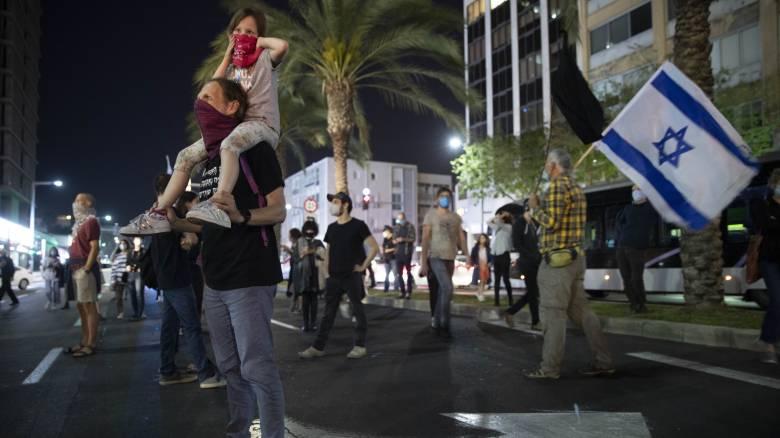 Ισραήλ: Σε συμφωνία Νετανιάχου - Γκαντς για τον σχηματισμό κυβέρνησης έκτακτης ανάγκης