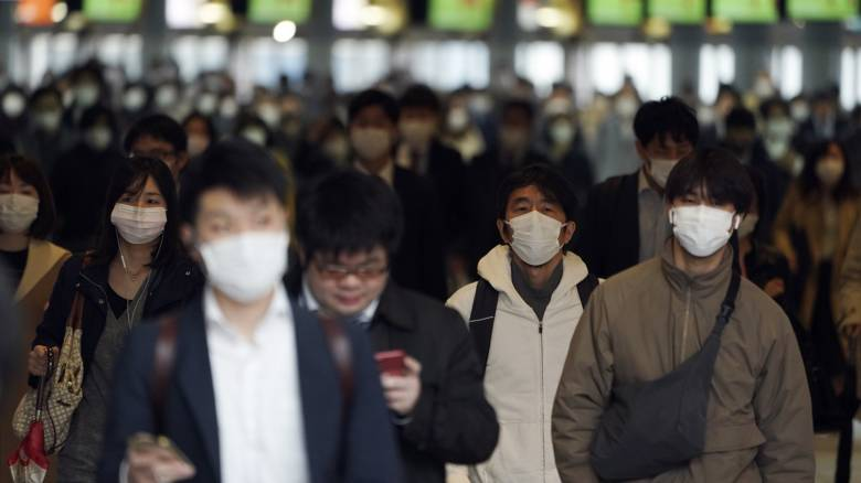Κορωνοϊός: Ο ΠΟΥ ανησυχεί για την Ιαπωνία - Προειδοποιεί για την ευρύτερη άρση των μέτρων