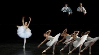 Το μπαλέτο της Όπερας του Παρισιού χορεύει από το σπίτι (pics&vid)