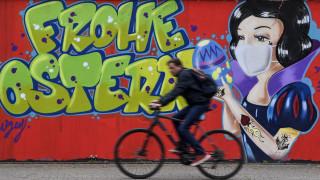 Όταν η πανδημία γίνεται πηγή έμπνευσης για τους street artists του πλανήτη