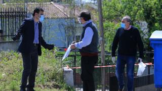 Λάρισα: Νέος έλεγχος για κορωνοϊό στον οικισμό Ρομά της Νέας Σμύρνης