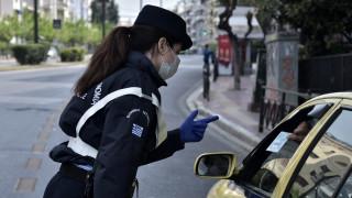 Κορωνοϊός: 745 παραβάσεις για μετακινήσεις τη Δευτέρα του Πάσχα - Τρεις συλλήψεις