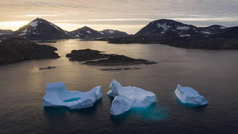 Έρευνα προειδοποιεί για το λιώσιμο των πάγων στην Αρκτική - Το «καταστροφικό» σενάριο