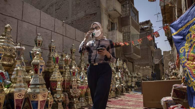 Αίγυπτος- Κορωνοϊός: 14 νέοι θάνατοι το τελευταίο 24ωρο