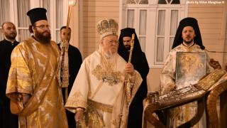 To διαφορετικό μήνυμα του Πατριάρχη φέτος