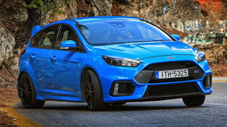Γιατί η Ford δεν θα παρουσιάσει ένα καινούργιο Focus RS;