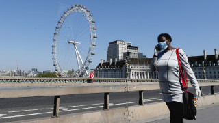 Κορωνοϊός - Βρετανία: Μείωση στον ημερήσιο απολογισμό των νεκρών