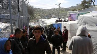 Προσφυγικό: Στρατηγικό σχέδιο συνεργασίας μεταξύ Ελλάδας - Βρετανίας