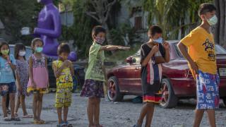 Κορωνοϊός - Ταϊλάνδη: Βρέφος ενός μηνός ανάρρωσε με κοκτέιλ αντιικών φαρμάκων
