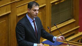 Κορωνοϊός - Θεοχάρης στο Reuters: Κρίσιμο η Ευρώπη να υιοθετήσει μια κοινή στάση