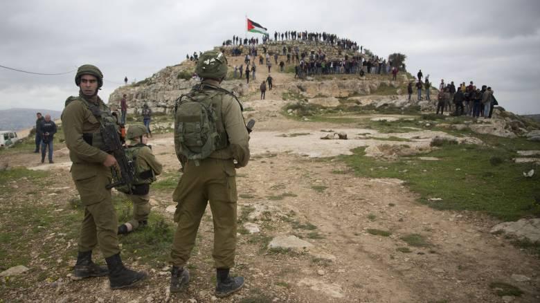 Αμπάς: Άκυρες οι συμφωνίες αν το Ισραήλ προσαρτήσει τμήμα της γης μας
