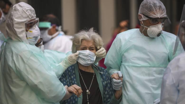 Κορωνοϊός: Ο χάρτης της πανδημίας παγκοσμίως - Πάνω από 181.000 οι νεκροί