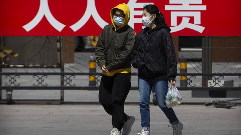 Κορωνοϊός: Κανένας θάνατος το τελευταίο 24ωρο στην Κίνα - Μόλις 10 τα νέα κρούσματα