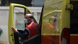 Νεκρός 80χρονος οδηγός στα Άγραφα - Έπεσε σε γκρεμό 15 μέτρων