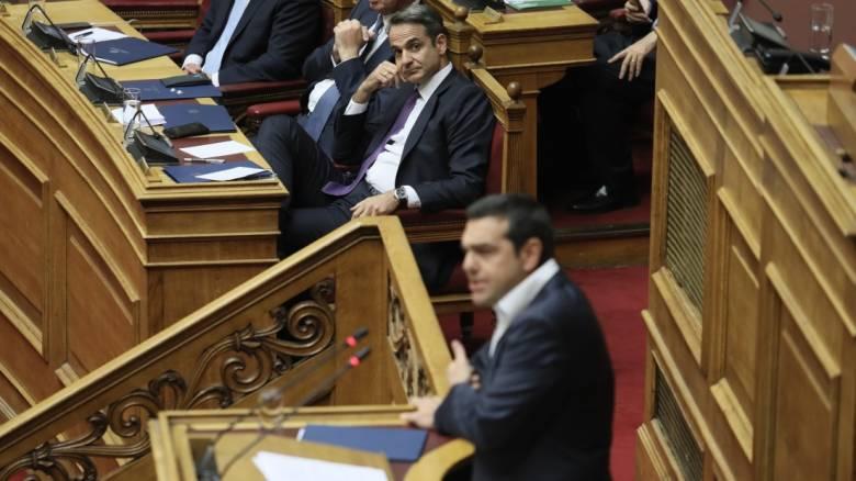 «Πόλεμος» κυβέρνησης - ΣΥΡΙΖΑ για την τηλεκατάρτιση