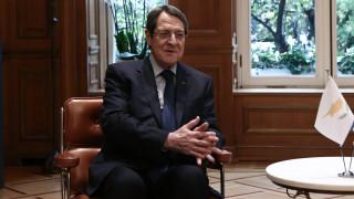 Αναστασιάδης: Θέτει ζήτημα «Γιαβούζ» στη Σύνοδο Κορυφής της ΕΕ