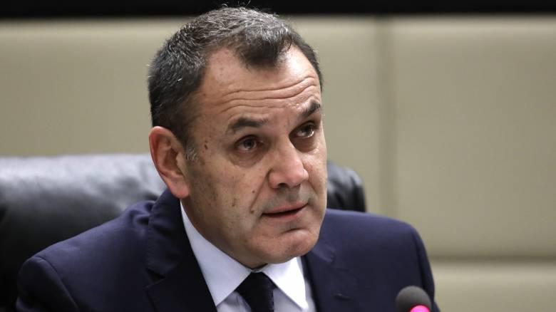Παναγιωτόπουλος: Καταβάλλουμε προσπάθεια για την ενίσχυση του προσωπικού των Ενόπλων Δυνάμεων
