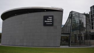 Ολλανδία: Καρέ - καρέ η κλοπή πίνακα του Βαν Γκογκ από μουσείο στο Άμστερνταμ (video)