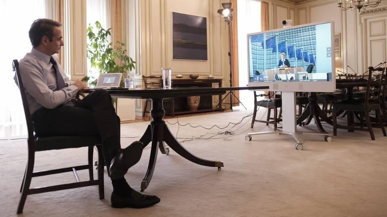 Κορωνοϊός - Σύνοδος Κορυφής: Χαμηλά ο πήχης στη συνάντηση των Ευρωπαίων ηγετών
