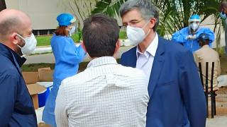 Κορωνοϊός – Τσιόδρας: Έτσι πρέπει να χρησιμοποιούμε τις υφασμάτινες μάσκες