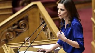 Αχτσιόγλου για Βρούτση: Είχε ενημερώσει τον Μητσοτάκη για το πρόγραμμα - σκάνδαλο;