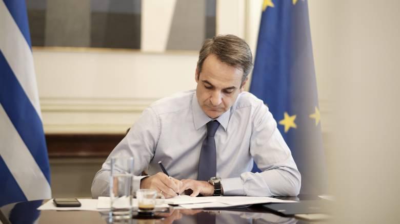 Σύνοδος Κορυφής: Άμεση παρέμβαση με επιχορηγήσεις παρά με δάνεια ζήτησε ο Μητσοτάκης