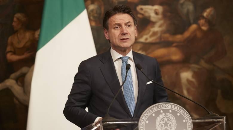 Σύνοδος Κορυφής - Κόντε: Το Ταμείο Ανάκαμψης πρέπει να φτάσει τα 1,5 τρισ. ευρώ