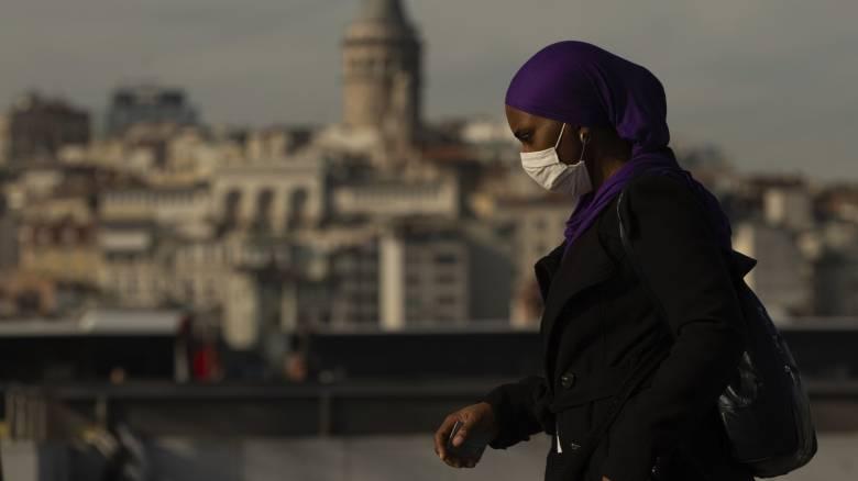 Κορωνοϊός: Πάνω από 100.000 τα κρούσματα στην Τουρκία - 115 νεκροί σε 24 ώρες