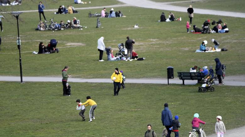 Κορωνοϊός - αμερικανική έρευνα: Ευαίσθητος ο νέος ιός στον ήλιο, τη ζέστη και την υγρασία