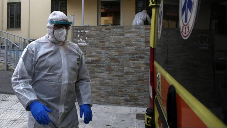Κορωνοϊός: 128 οι νεκροί στην Ελλάδα - Κατέληξε 59χρονη στο ΑΧΕΠΑ