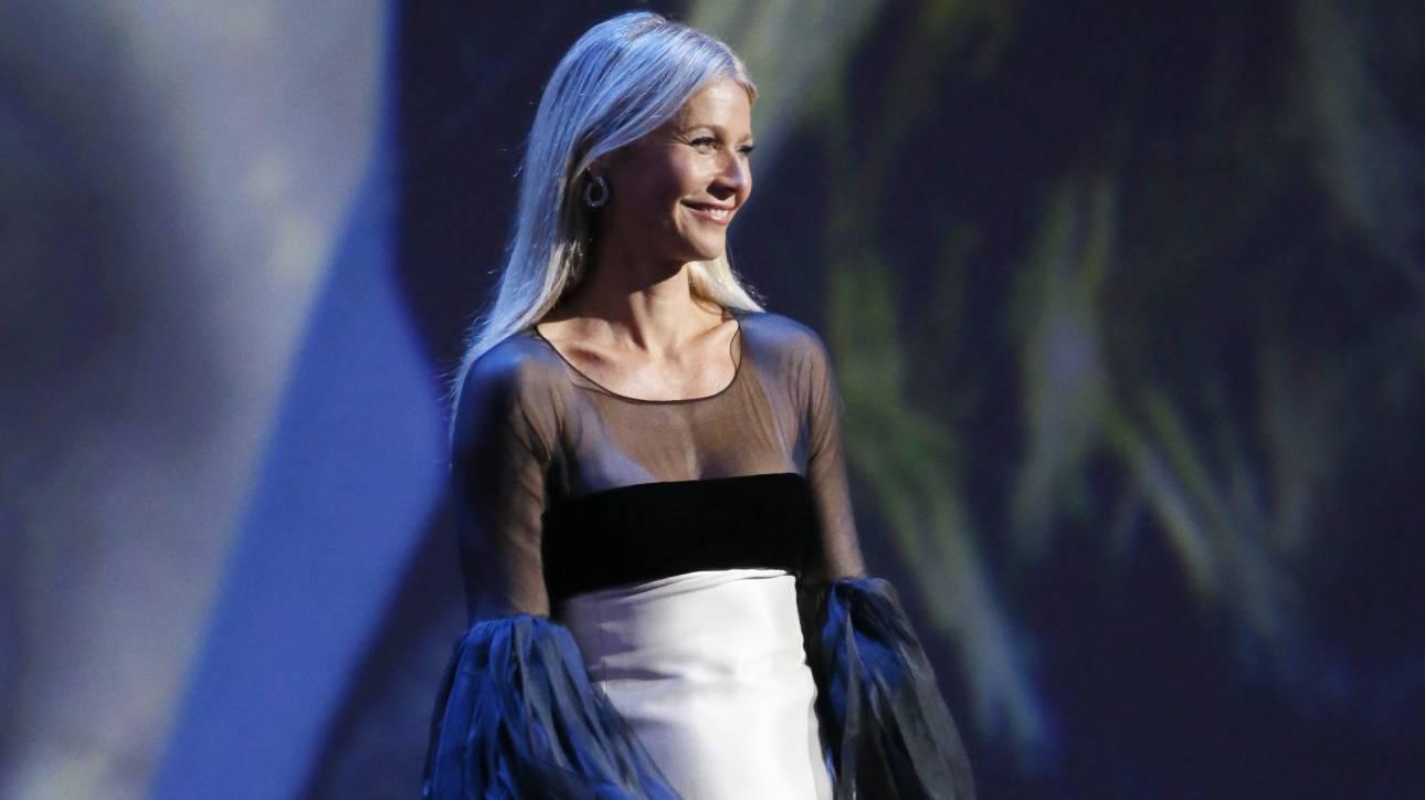 Γκουίνεθ Πάλτροου: Βγάζει σε δημοπρασία ένα οσκαρικό φόρεμα για τη μάχη κατά του κορωνοϊού
