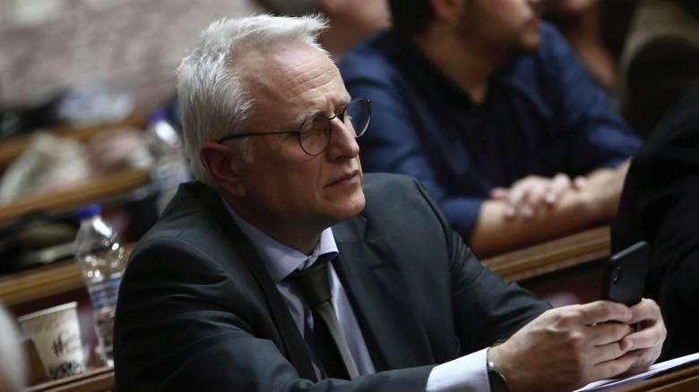 Ραγκούσης στο CNN Greece: Το Μαξίμου ο εγκέφαλος της «αρπαχτής Σκοιλ Ελικικου»