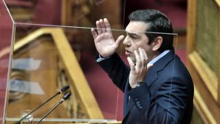 Τσίπρας: Ο Μητσοτάκης υπεύθυνος για το «σκάνδαλο Σκοιλ Ελικικου»