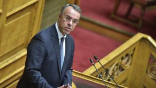 Σταϊκούρας: Στα 36,6 δισ. ευρώ τα συνολικά ταμειακά διαθέσιμα στο τέλος Μαρτιού