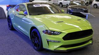 CNN Spotlight - ΗΠΑ: Το θρυλικό Mustang της Ford γίνεται ηλεκτροκίνητο
