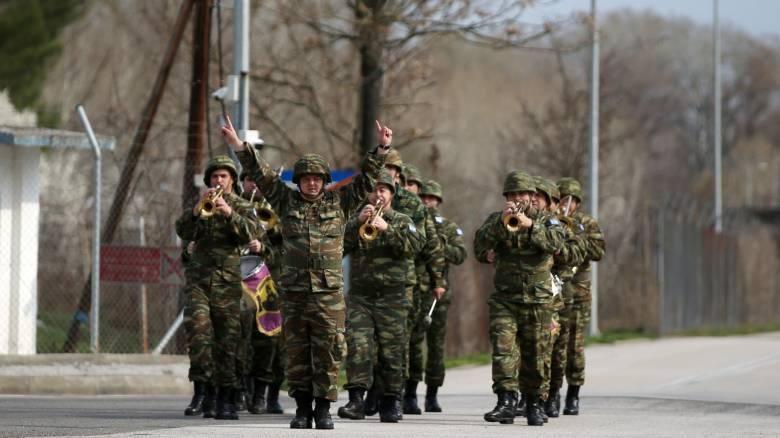 Κορωνοϊός: Παρατείνονται μέχρι τις 4 Μαΐου τα μέτρα στις ένοπλες δυνάμεις
