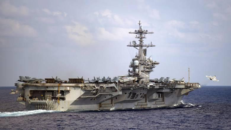 Κορωνοϊός - ΗΠΑ: Και δεύτερο πλοίο του Πολεμικού Ναυτικού εστία μόλυνσης