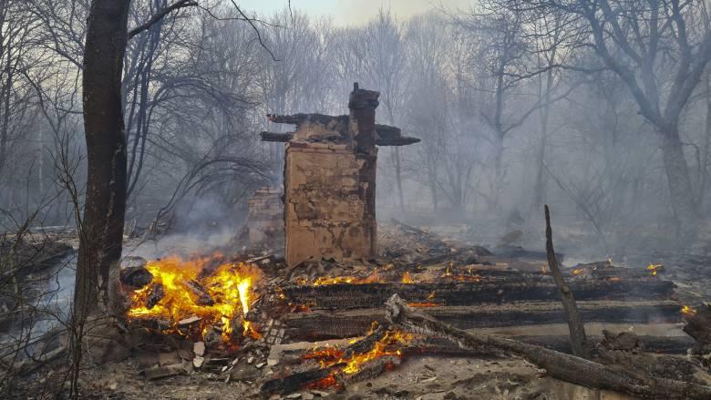 Διεθνής Υπηρεσία Ατομικής Ενέργειας: Οι φωτιές στο Τσερνόμπιλ δεν αποτελούν κίνδυνο για την υγεία