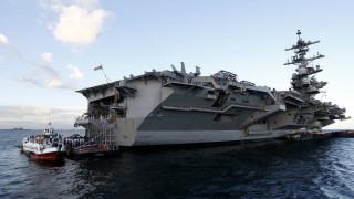 Κορωνοϊός - ΗΠΑ: Το Πολεμικό Ναυτικό ζητά να αποκατασταθεί ο πλοίαρχος του «Roosevelt»