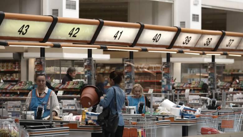 Κορωνοϊός: Αλλάζει από σήμερα το ωράριο λειτουργίας των σούπερ μάρκετ