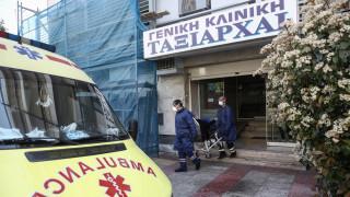 Κορωνοϊός: Πληροφορίες για νέο κρούσμα στην κλινική «Ταξιάρχαι»